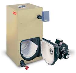 Preferred Series BW4/5 Boiler
