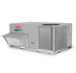 Legacy Rooftop Gas Heating/Electric Cooling