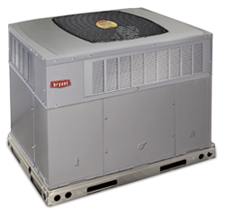 Evolution® Packaged Gas Furnace and Air Conditioner