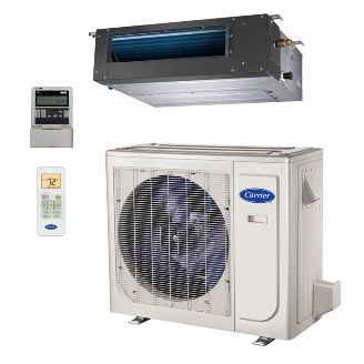 Performance™ Residential Ductless/Ducted Heat Pump System  38MAQ/40MBD