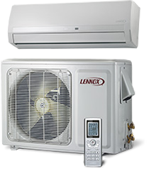 MS8H Mini-Split Heat Pump