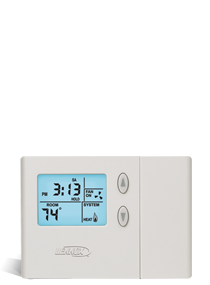 ComfortSense® 3000 Series Programmable &  Non-Programmable Thermostats