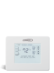 ComfortSense® 7000 Series Touchscreen Thermostat